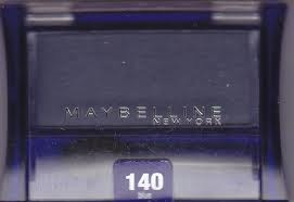 Maybelline Expert Wear  Blue Suede 140